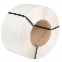12mm X 3000M White Semi-Automatic Polypropylene Strapping