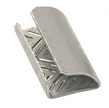 13mm x 30mm Heavy Duty Serrated Strapping Seals (2000 seals per box)