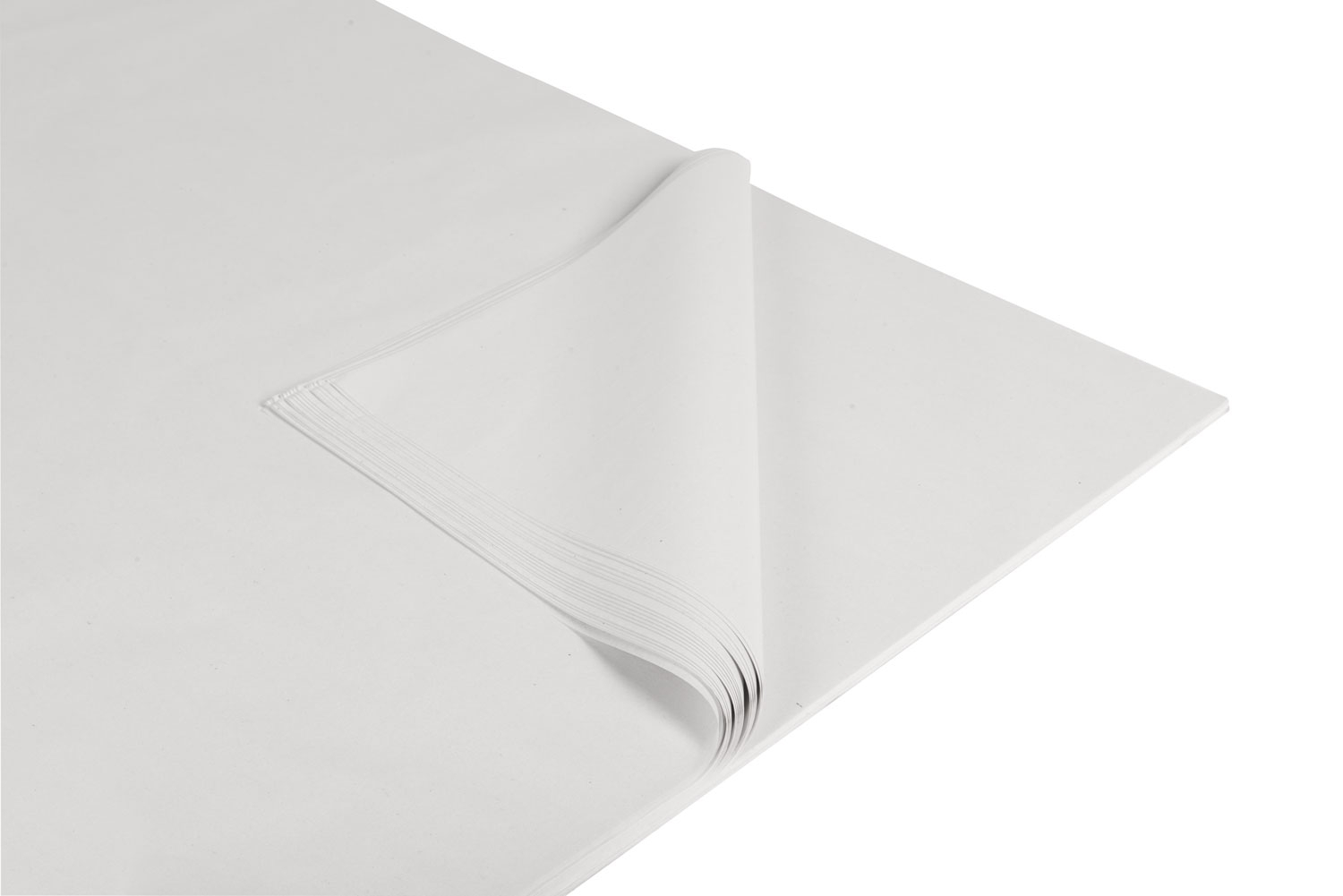 20inch X 30inch White New Offcuts - 10kg packs