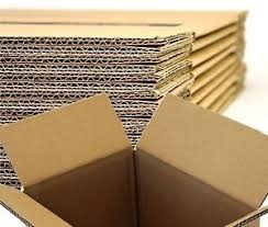 20.5inch X 16inch X 13.5inch Double Wall Cartons