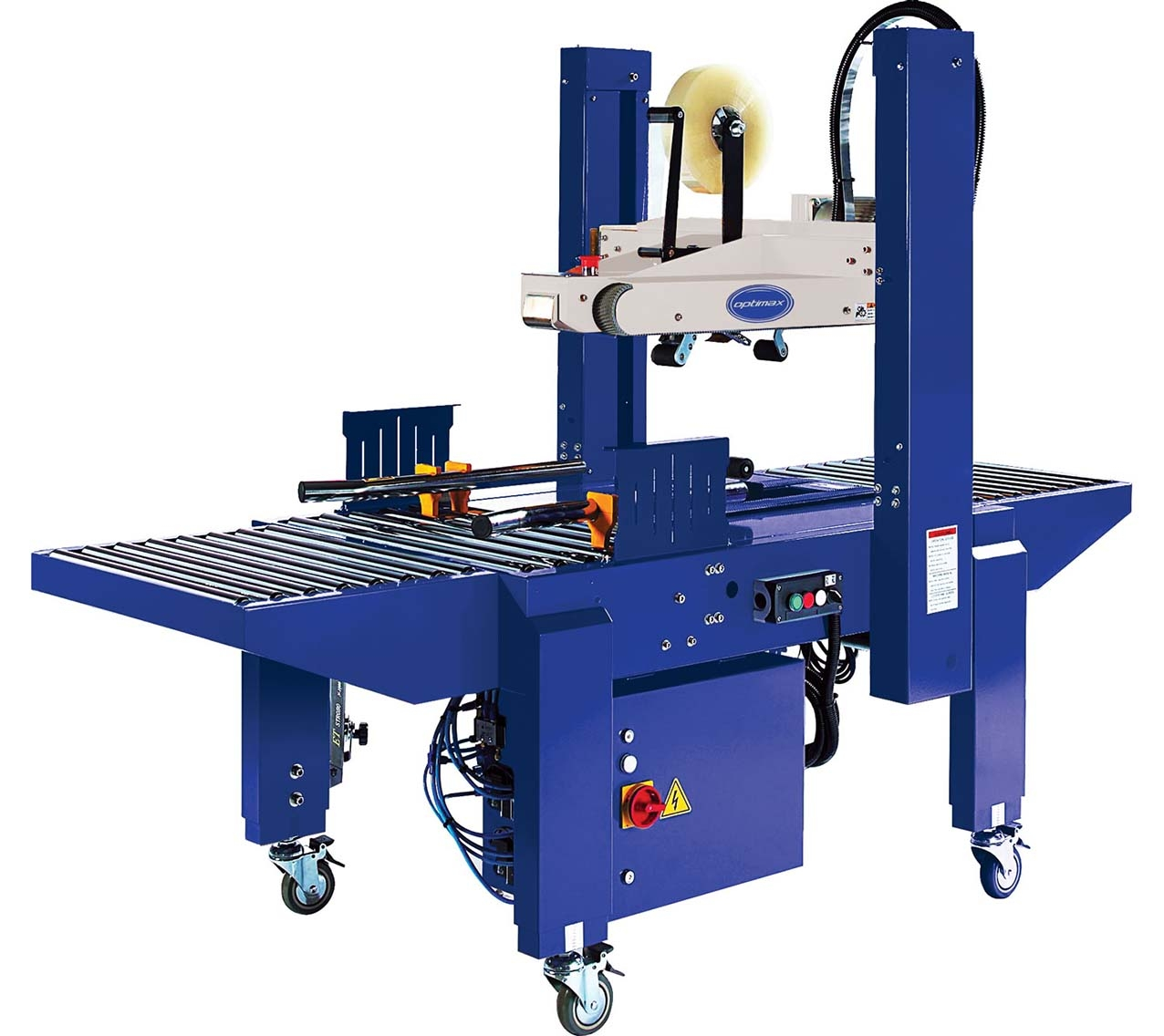CT30R Semi Automatic Case Tape Sealer - up to 75mm wide tape