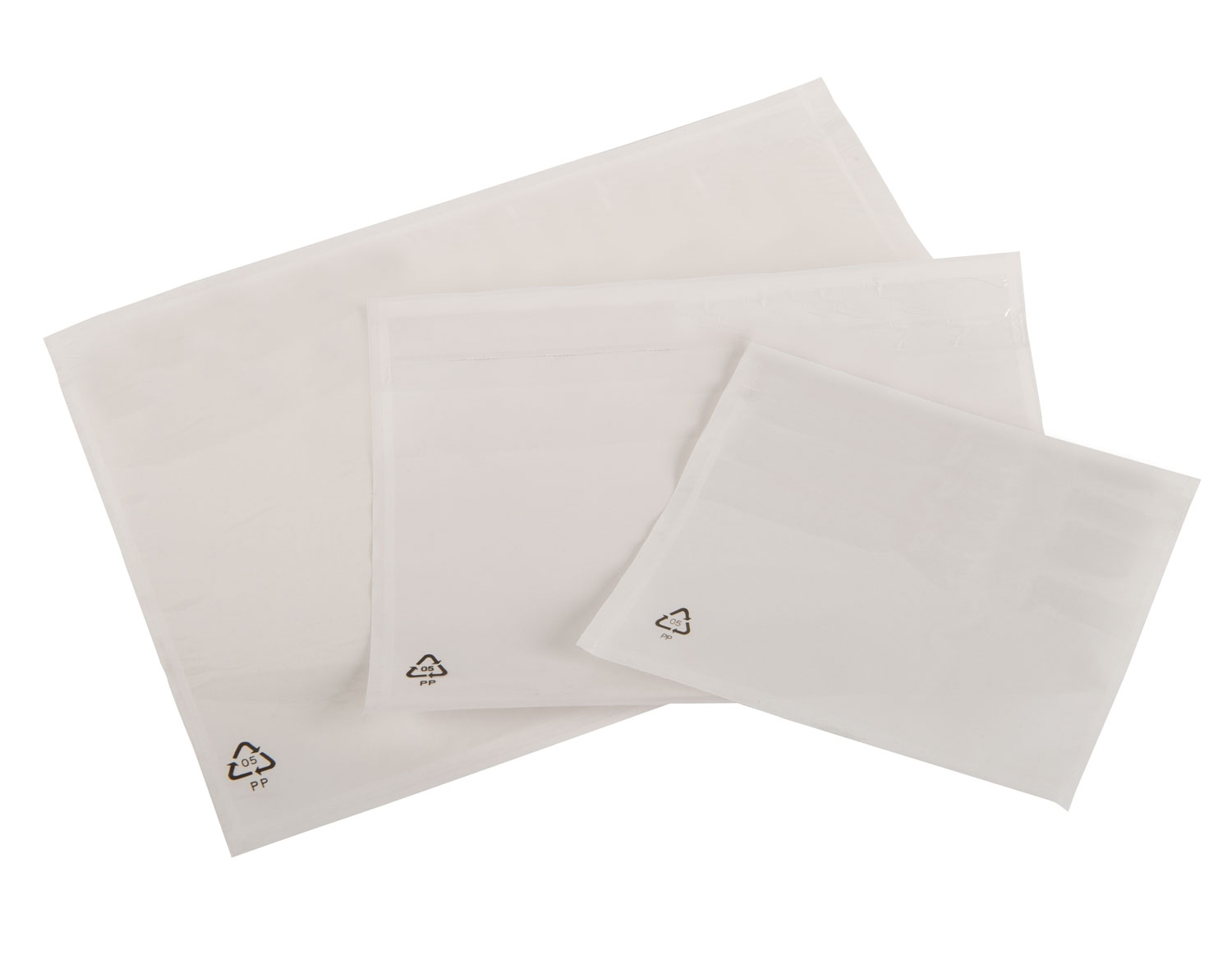 DIN-LONG Document Envelopes - Plain