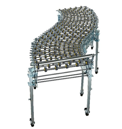 GTL400-3 Flexible Outfeed Conveyor