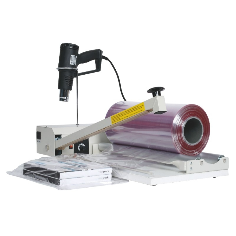 Portable I-Bar shrink Film Sealer 450mm wide