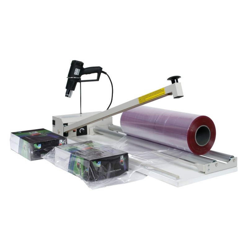 Portable I-Bar Shrink Film System 800mm Wide