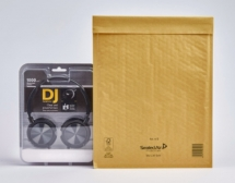 Gold Mail Lite Bubble Lined Postal Bags REF. H/5 - 50 bags per box