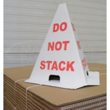 Do Not Stack Cones 180 X 180 X 254mm