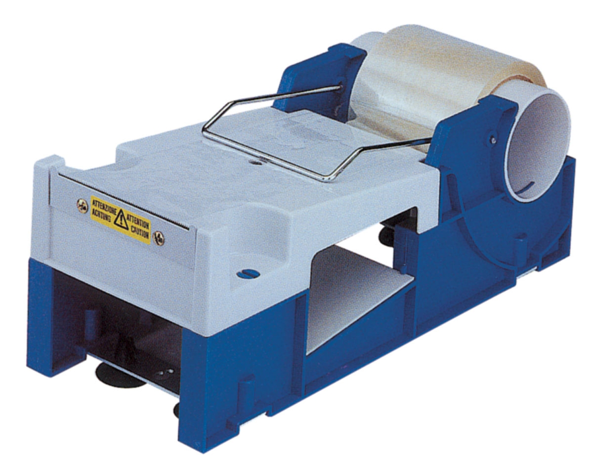 Pouch Tape Dispenser For 144 x 200mm Pouch Tape