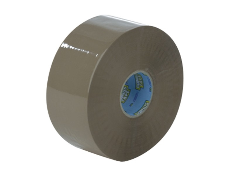 48mm X 150M Brown Low Noise Tape - 50mm Core PM90B