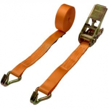 RATCHET TIE DOWN STRAP 10M 50MM 5 TON